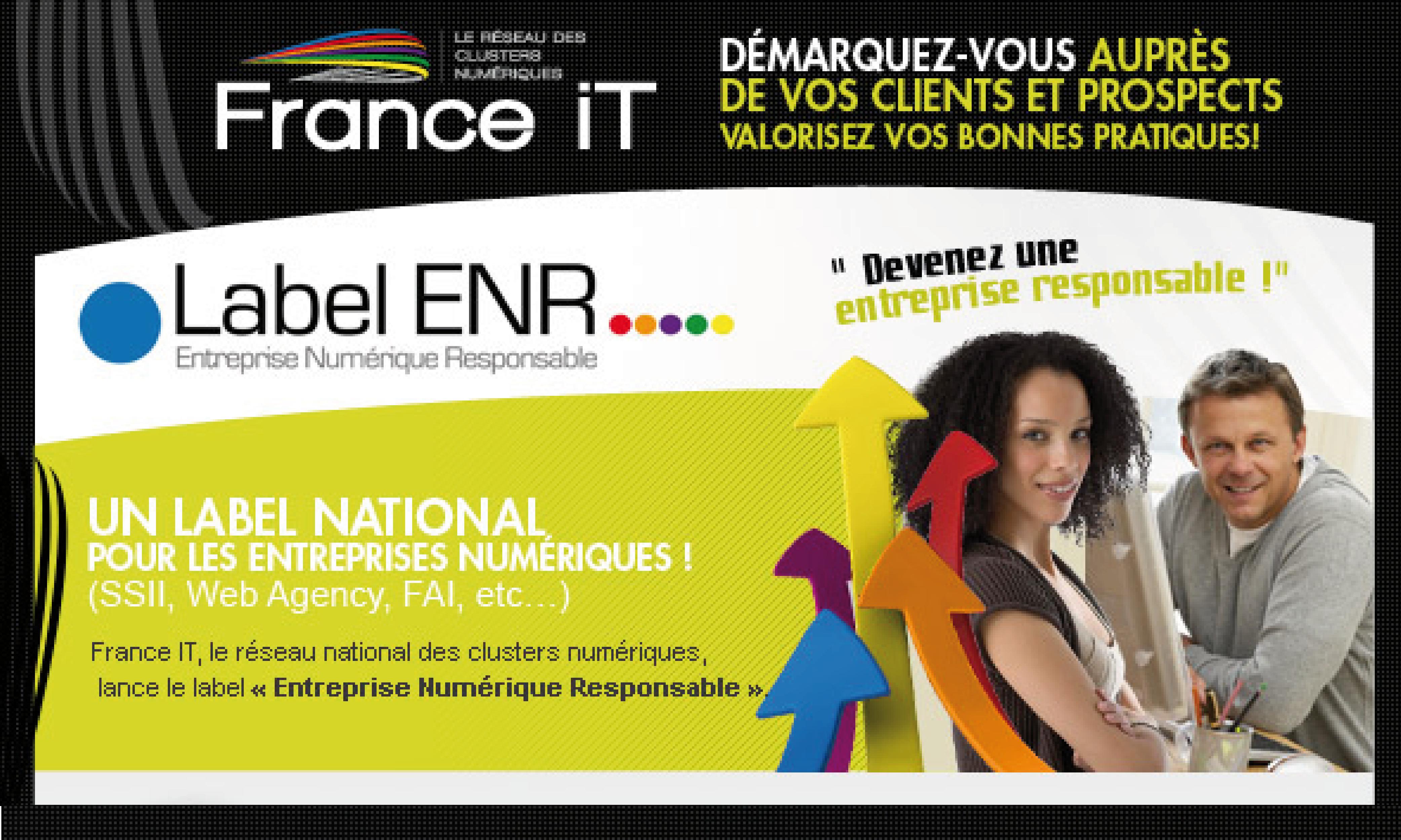 Label Entreprise Numerique Responsable