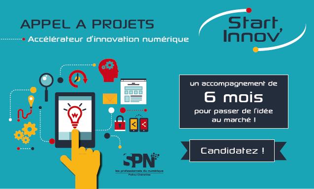 Start Innov' 2014 - Accélérateur d'innovation numérique