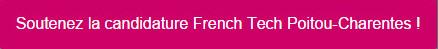 bouton Je soutiens la French Tech Poitou-Charentes