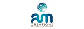 Logo de l'adhérent AM Créations