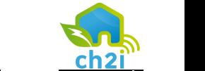Logo de l'adhérent CH2i