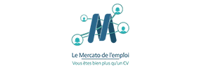 Logo de l'adhérent Le Mercato de l'Emploi