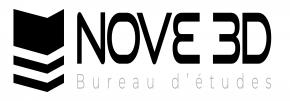 Logo de l'adhérent Nove3D